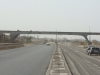 پل تقاططع جاده اهواز ماهشهر