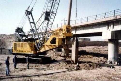 سوابق کاری شرکت سازه های پل