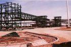 پروژه های جاری شرکت سازه های پل
